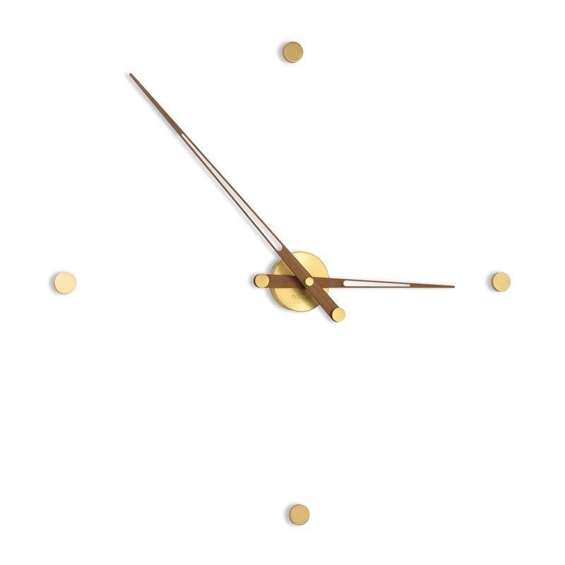 Horloge murale RODON G 4 repères horaire Nomon