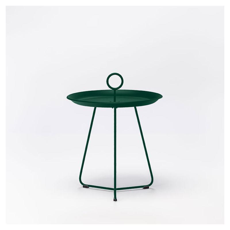 Table basse EYELET Ø 45 cm Houe, coloris vert pin