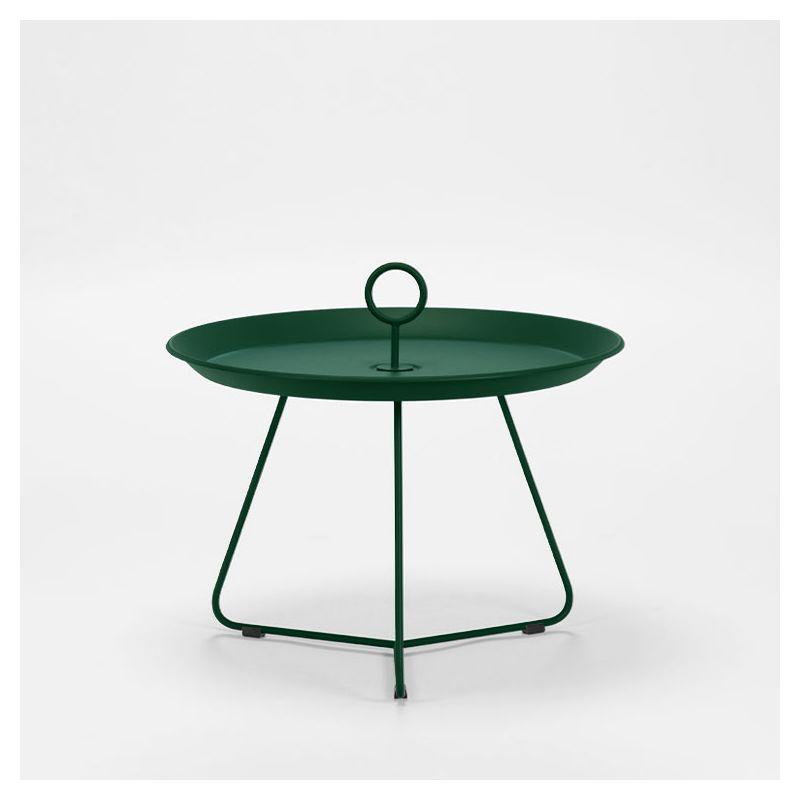 Table basse EYELET Ø 60 cm Houe, coloris vert pin