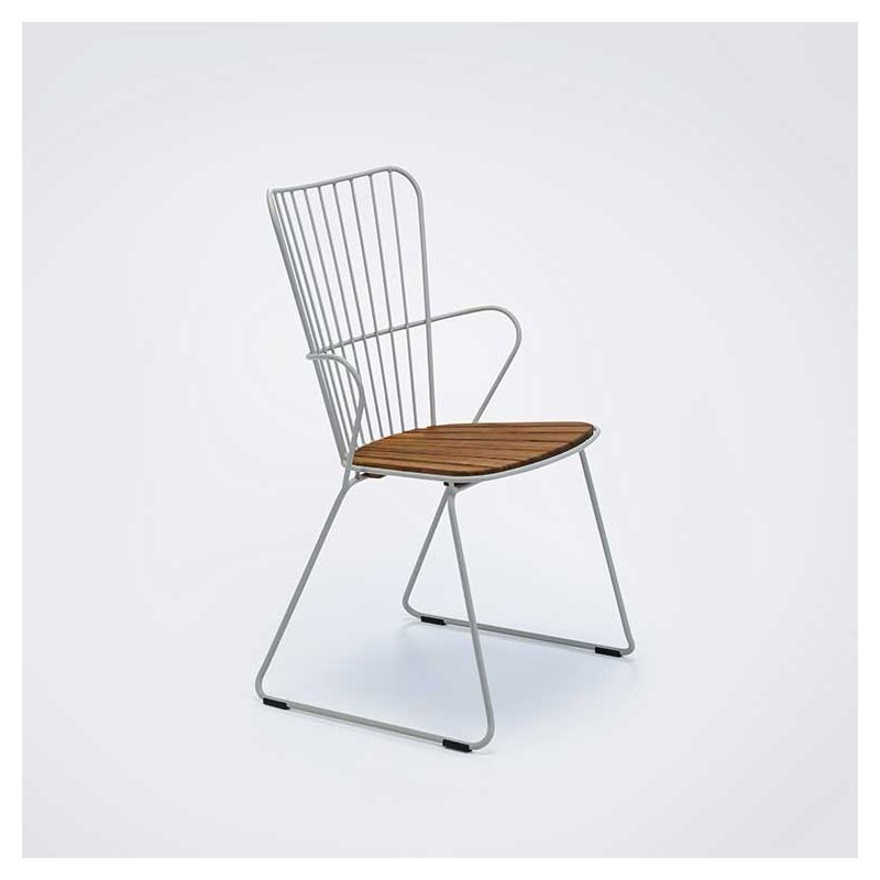 Fauteuil outdoor taupe PAON Houe