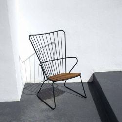 Fauteuil lounge outdoor PAON Houe