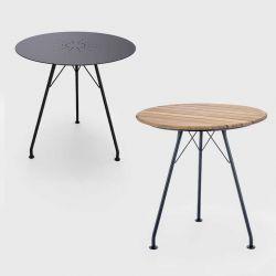 Table de jardin ronde CIRCUM Houe