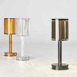 Lampe de table sans fil GATSBY Cilindro Vondom