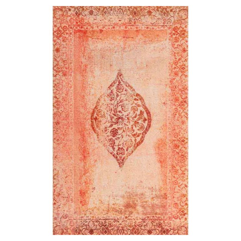 Tapis VINTAGE BLOOM Wash and Dry 70 x 120 cm