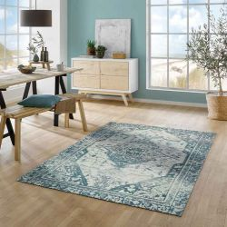 Tapis LEVI BLUE Wash and Dry