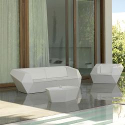 Sofa outdoor FAZ Vondom