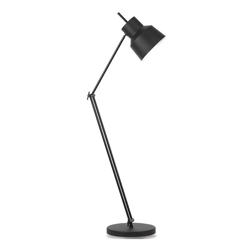 Lampe de sol blanche noire BELFAST It's About Romi