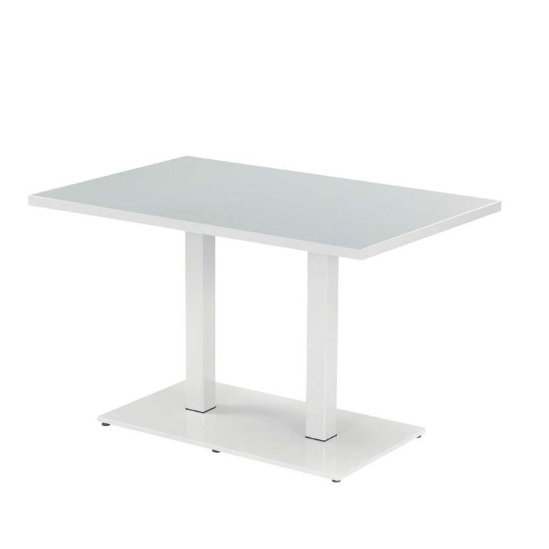 Table rectangulaire 120 x 80  ROUND Emu