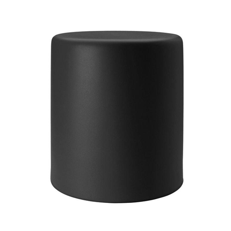 Pouf table coloris noir WOW 480 Pedrali