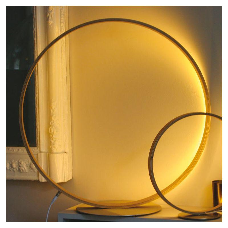 Lampe de table LEDs O² Henri Bursztyn