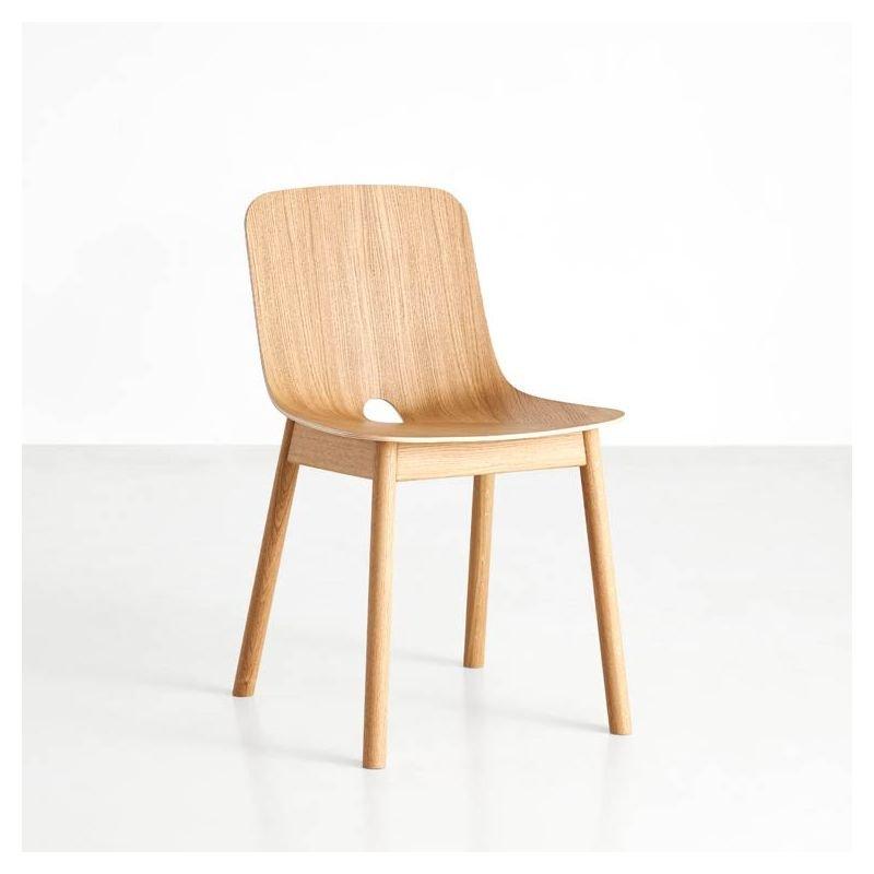 Chaise chêne naturel MONO Woud