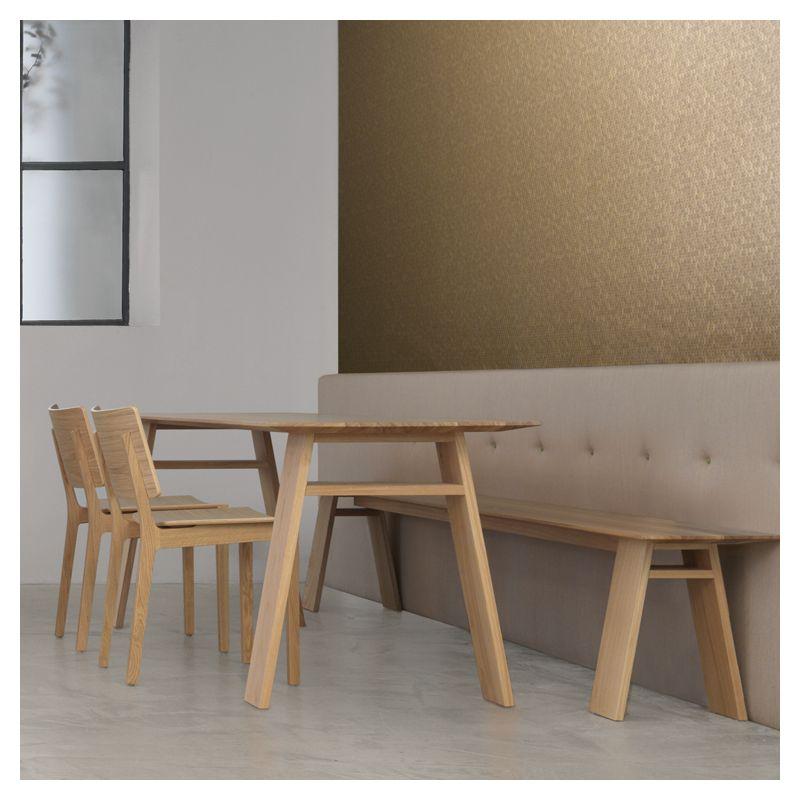 Table rectangulaire chêne BONDT Zeitraum