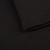 Velours noir Ontario 100