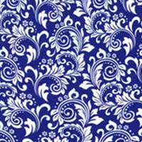 Fleurs bleues 900/94