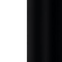 Laqué noir foncé opaque