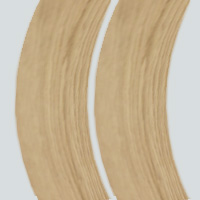 Extérieur chêne-Intérieur chêne