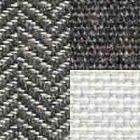 Composition chevron, tissus C343-C344-C440