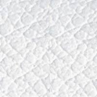 Simili-cuir blanc