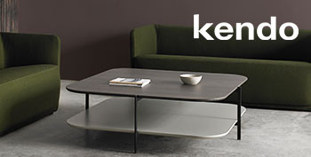 Mobilier design contemporain Kendo : tables basses, tables d'appoint, guéridon et consoles
